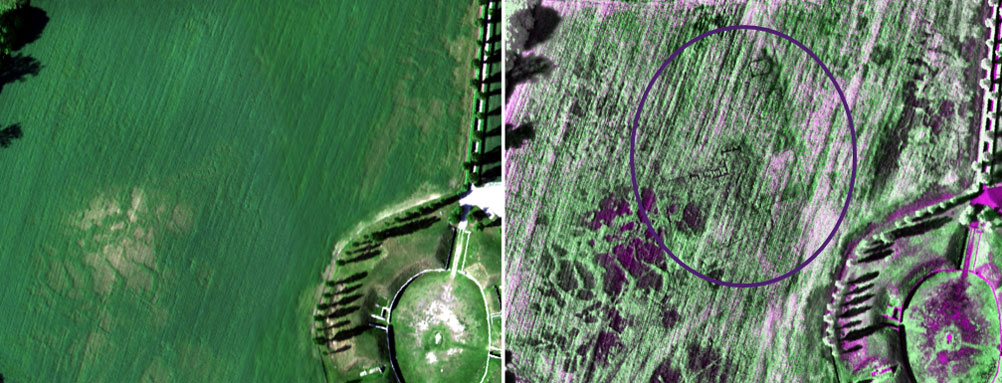 Archaeology Hyperspectral