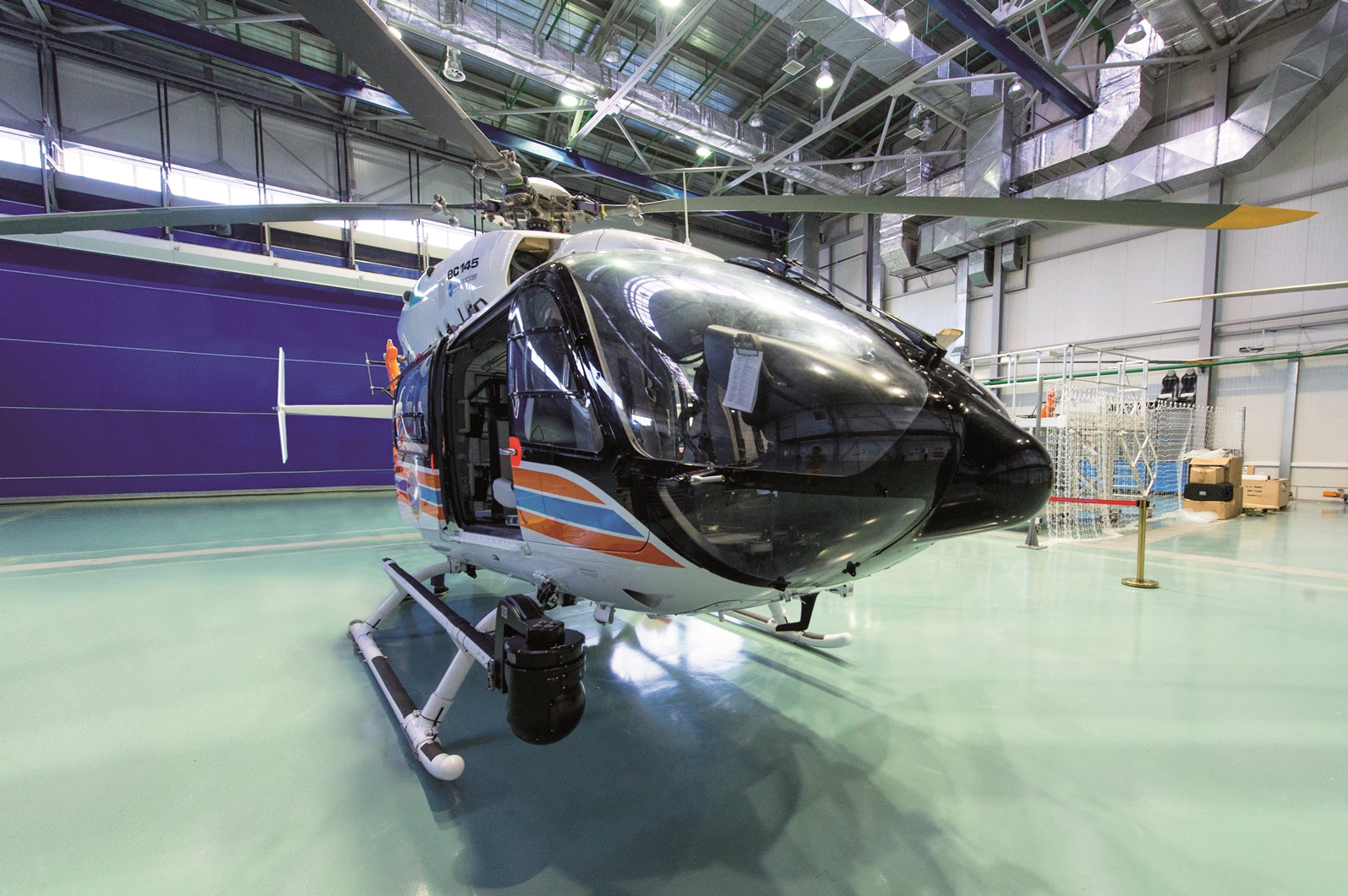 Large Helicopter 1