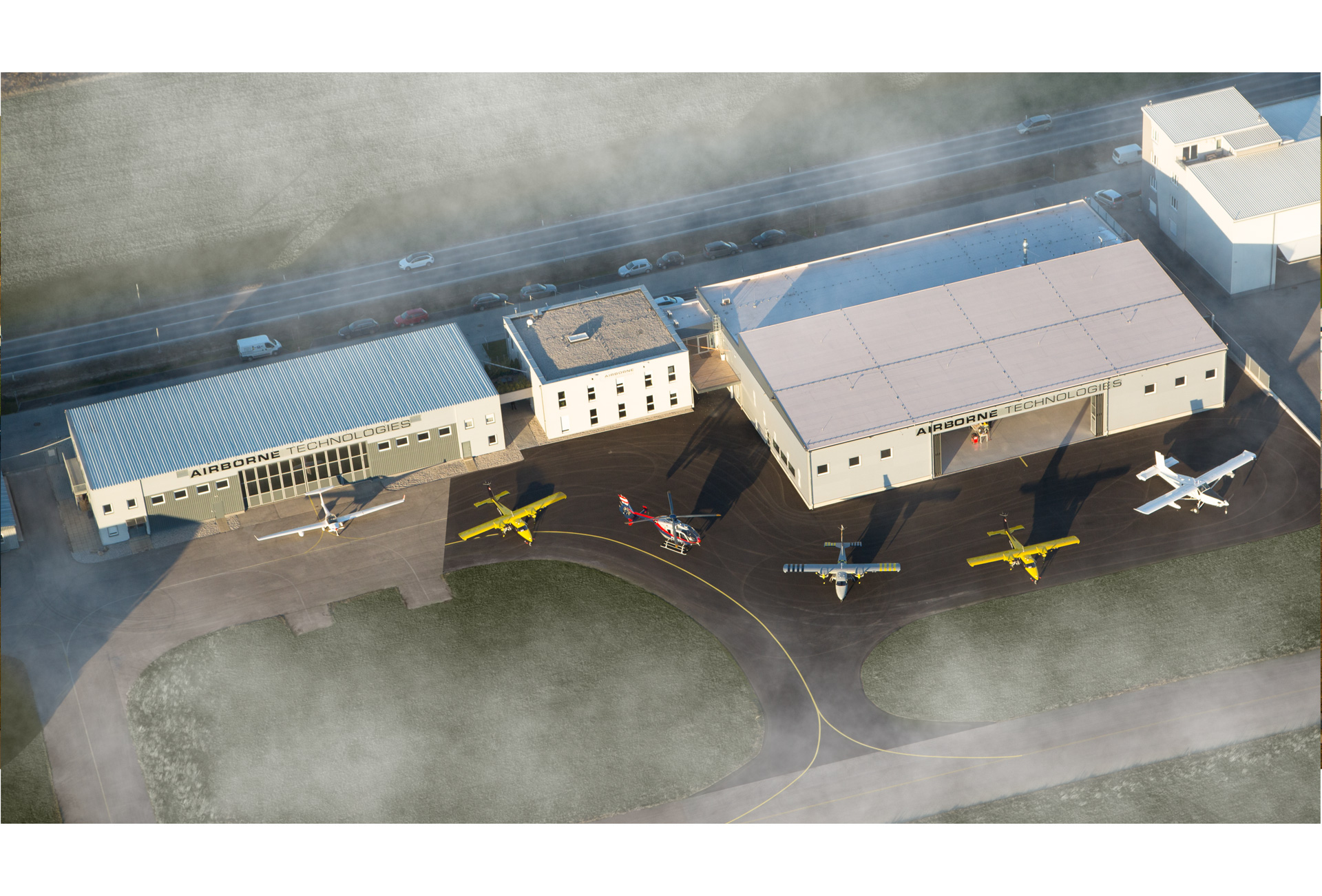 Airborne Technologies Facilities